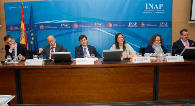 El CERMI, en la jornada del INAP sobre educación inclusiva
