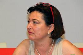 Pilar Díaz Secretaria de Políticas de Discapacidad del PSC-PSOE