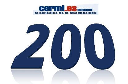 'cermi.es semanal' llega a su 200ª edición