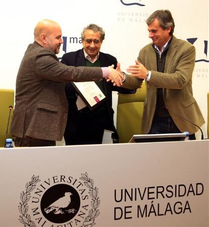 La Universidad de Málaga recibe el Sello Bequal por su compromiso con la discapacidad