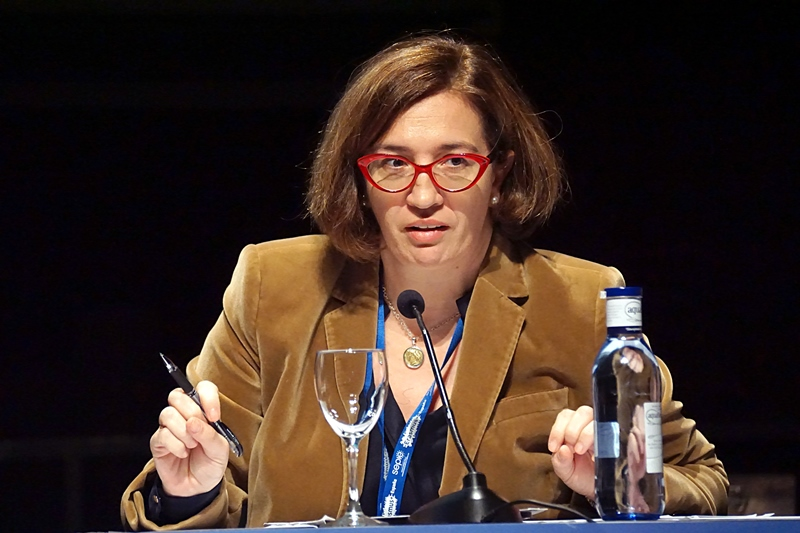 Isabel Martínez Lozano, comisionada para Universidad, Juventud y Planes Especial de Fundación ONCE