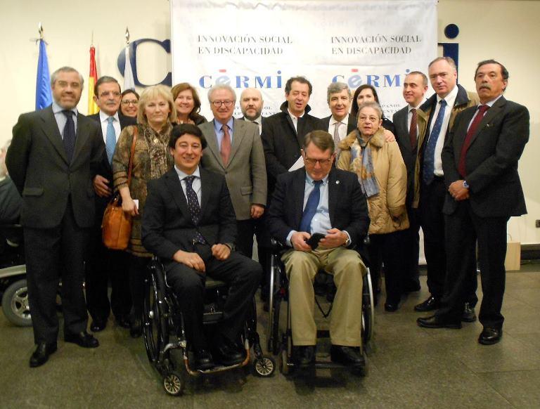 El Foro Justicia y Discapacidad, premiado por su labor de acercamiento de los tribunales a la diversidad social