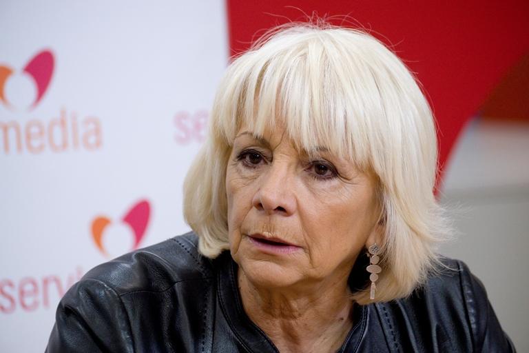 Teófila Martínez, Presidenta de la Comisión de Discapacidad del Congreso