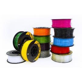 Bobina de PLA, material plástico para impresoras 3D
