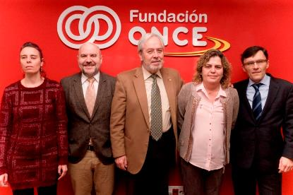 La Fundación Española de la Tartamudez se une al CERMI y Fundación ONCE para mejorar la inserción laboral del colectivo
