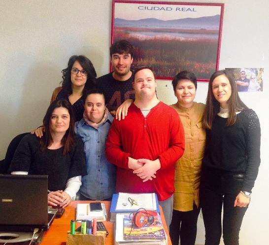 Equipo Profesional Empleo con Apoyo Laborvalía