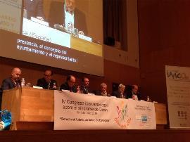 Momento del IV Congreso Iberoamericano sobre el Síndrome de Down
