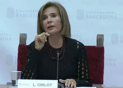 Lourdes Cirlot, historiadora del Arte