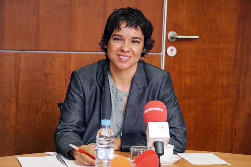 Leonor Lidón, delegada del CERMI para la Convención de la ONU y los Derechos Humanos