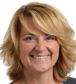 Rosa Estaràs, eurodiputada popular