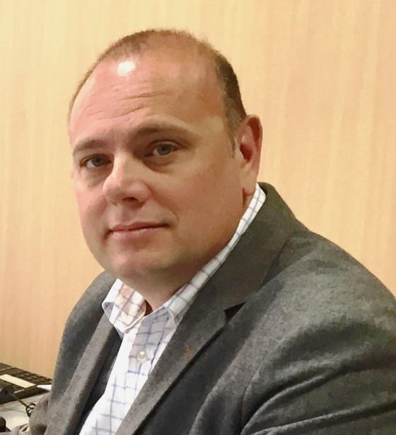 Pedro Martínez, director de Fundown (Fundación Down Murcia)
