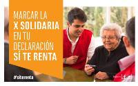 """La casilla """"X Solidaria"""" de la Renta ayudará a un millón de personas mayores en 2016"""