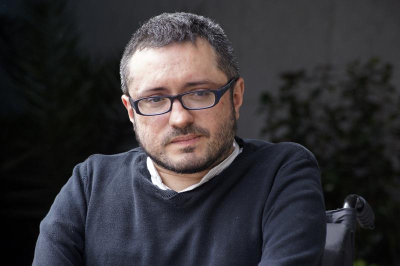 Roberto Pérez Toledo, director de cine
