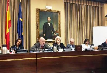 Comparecencia del CERMI ante la Comisión de Discapacidad del Congreso