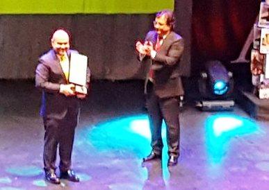 El CERMI recibe el premio Primera Fila a la inclusión