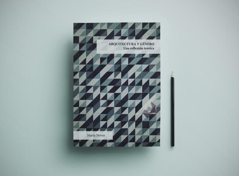 Detalle de la portada de 'Arquitectura y género. Una reflexión teórica' de María Novas