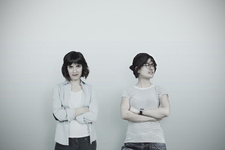 María Novas y Sofía Paleo, fundadoras de 'Dexeneroconstrución' (Foto: Dexereroconstrución)