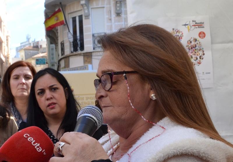 Mercedes Medina, elegida presidenta del CERMI Ceuta en su asamblea extraordinaria