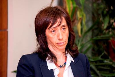 Concha Díaz, vicepresidenta del CERMI
