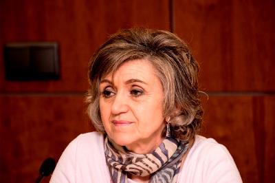 Mª Luisa Carcedo, secretaria de Bienestar Social del PSOE