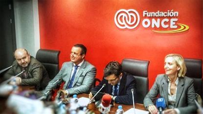 Presentación del 'I Informe del Observatorio sobre Discapacidad y Mercado de Trabajo en España' (ODISMET) de la Fundación ONCE