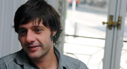 Andrés Barba, escritor