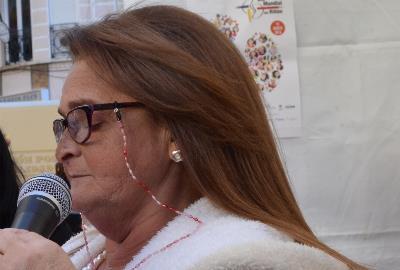 Mercedes Medina, presidenta de CERMI Ceuta