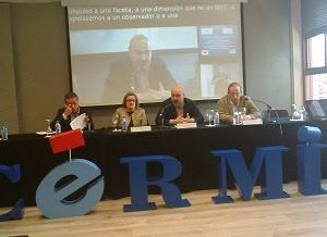 Inauguración de las Jornadas sobre colaboración inter-asociativa del CERMI