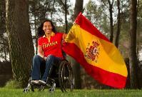 Teresa Perales, nadadora paralímpica