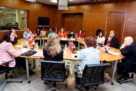 Encuentro informativo sobre la X Solidaria