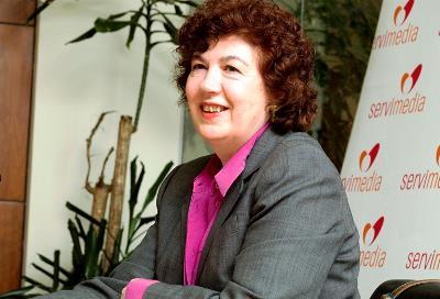 Estrella Rodríguez, presidenta de la POAS (Plataforma de ONG de Acción Social)