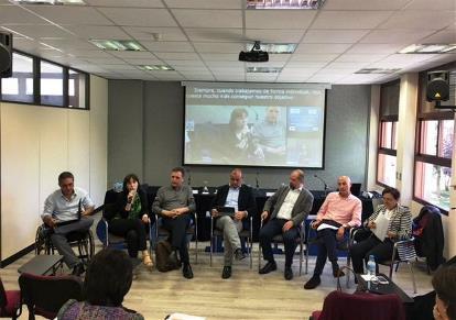 """Jornadas sobre Colaboración Inter-Asociativa del CERMI. Colaboración para cambiar, cambio para colaborar """"¿Hay futuro sin colaboración?"""""""