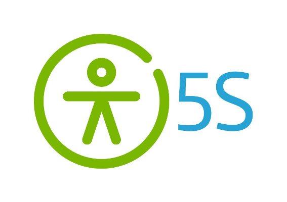Símbolo de Movistar 5S