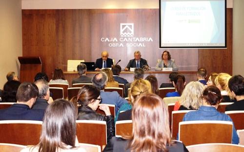 Curso de formación para abogados organizado por el Colegio de Abogados de Cantabria, CERMI Cantabria y la Fundación Tutelar Cantabria