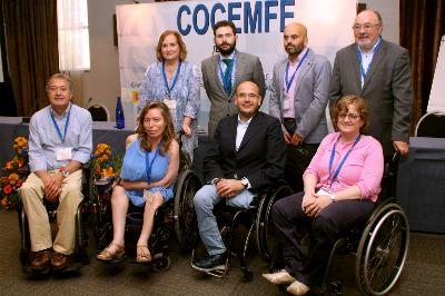 Nueva Comisión Ejecutiva de Cocemfe