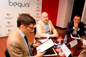 Fundación ONCE recibe el Sello Bequal Premium que certifica su política de inclusión de la discapacidad