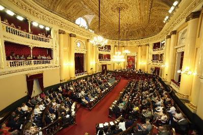 Constitución del Senado de la XII Legislatura (Imagen del Senado)