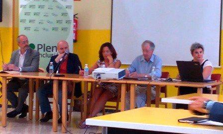 El CERMI en la jornada de Aspanias y Plena Inclusión Castilla y León sobre discapacidad y medio rural