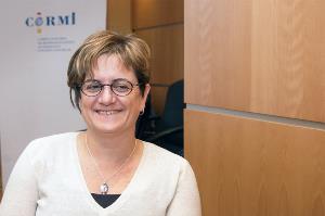 Marta Valencia, presidenta del CERMI Aragón y nueva vocal del Comité ejecutivo del CERMI Estatal