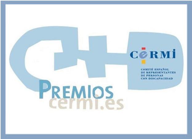 Logotipo Premios CERMI