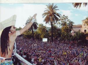 Carlinhos Brown, músico