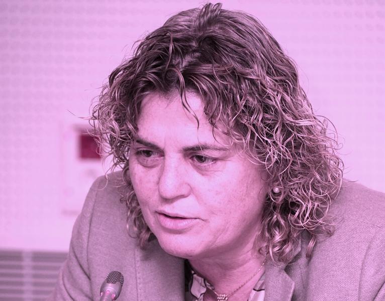 Teresa Palahí, comisionada de CERMIS Autonómicos y secretaria general de la Fundación ONCE