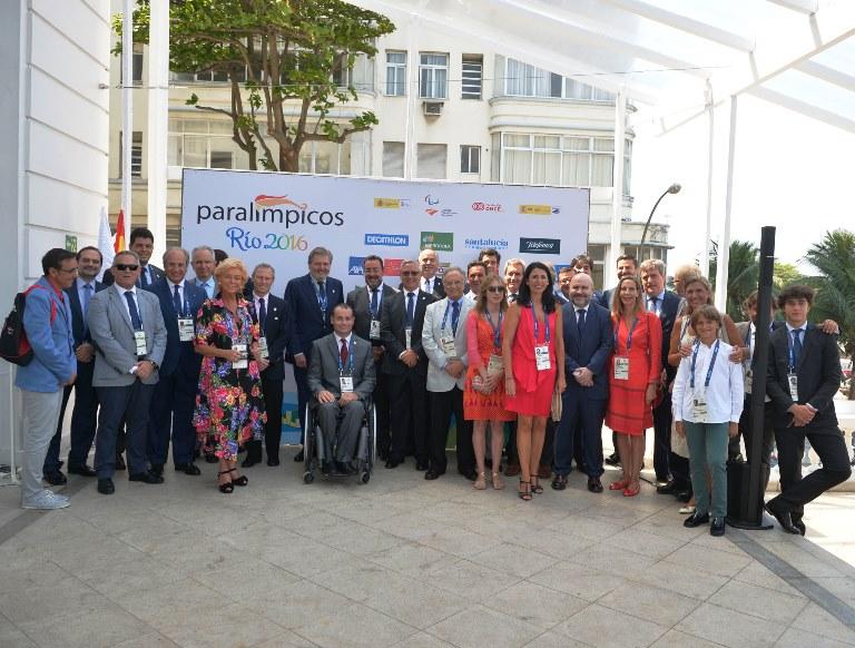 El CERMI en los Juegos Paralímpico de Río