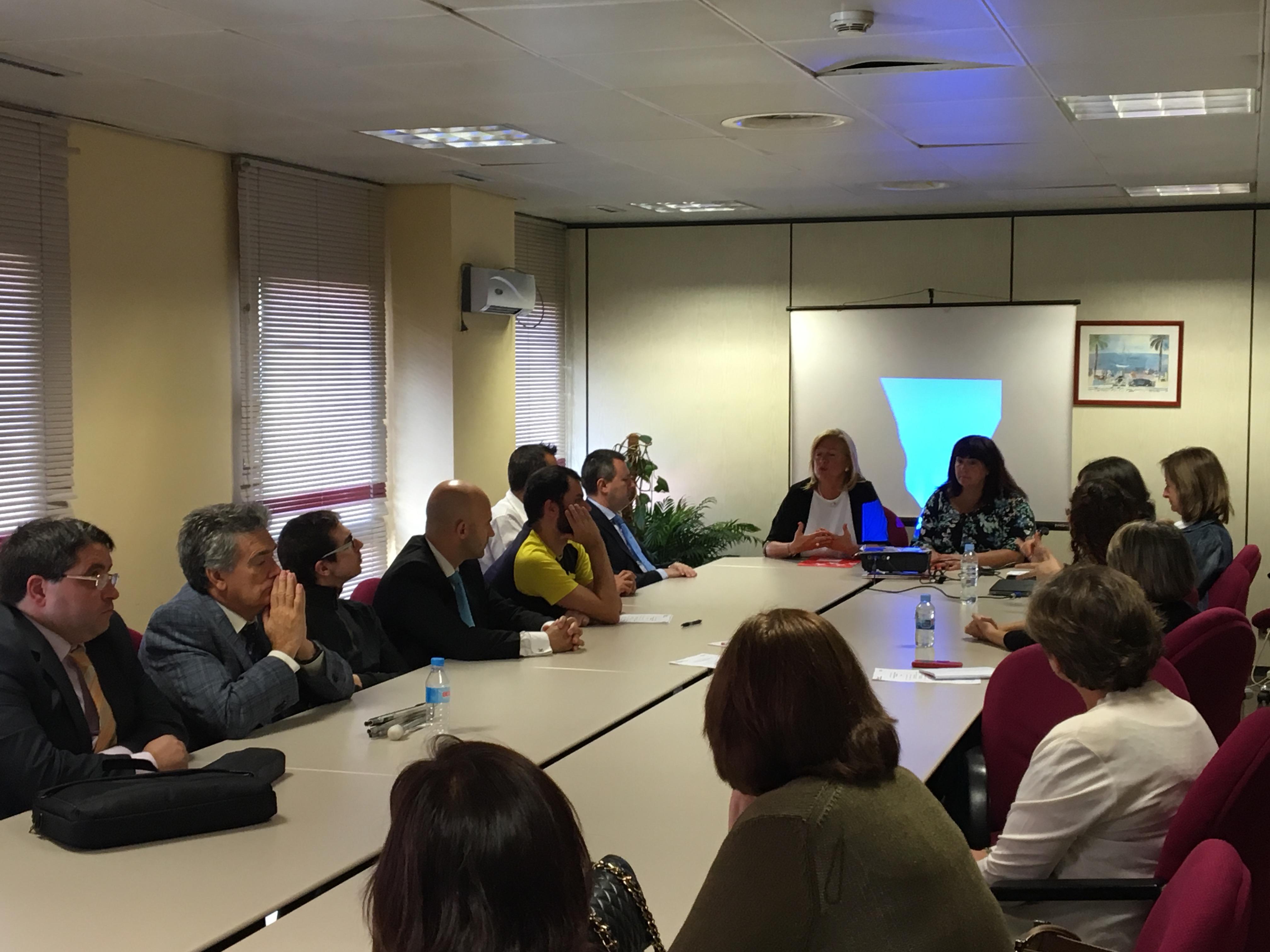 La Comunidad de Madrid y CERMI Madrid firman un convenio de colaboración para mejorar la atención a las personas con discapacidad en el ámbito del consumo
