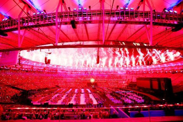 Clausura de los Juegos Paralímpicos de Río