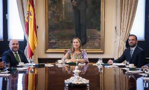 El CERMI traslada a la presidenta del Congreso la necesidad de formar Gobierno para abordar temas sociales con urgencia