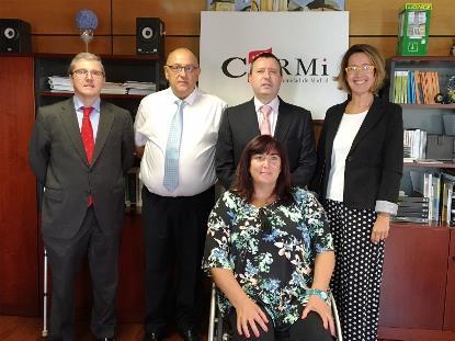CERMI Comunidad de Madrid y FSIE-Madrid firman un convenio en materia de inclusión de personas con discapacidad