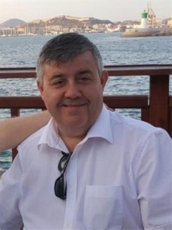 Miguel Paraíso, director de apoyo de la ONCE en Cartagena