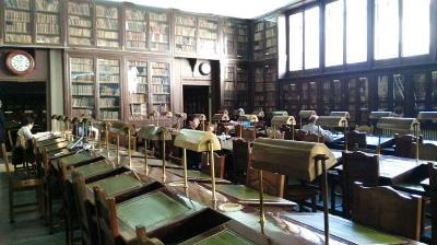 Biblioteca del Ateneo de Madrid
