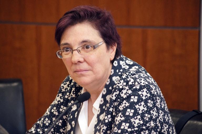 Josefa Torres, secretaria de la Comisión de Empleo del CERMI y directora gerente de Feacem